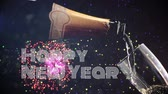 flautas : Digital composite of Happy new year