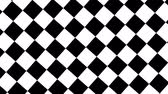 verificador : Rotating looped animation of black and white checkerboard