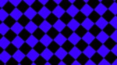 verificador : Design Black and Blue Checkered rotating.
