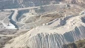 курган : Quarry for the extraction of rubble aerial survey