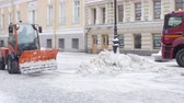 odstranit : Snow removal in the city Dostupné videozáznamy