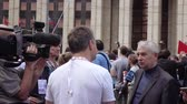 objection : Rally against corruption organized by Navalny