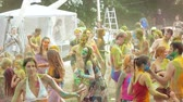 etno : Holi Colors Festival Wideo