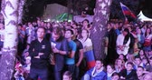 осмотр : Festival of fans of FIFA on the Sparrow Hills