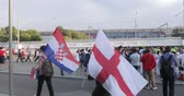 bodování : Football fans of Croatia