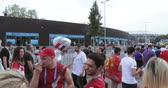 dziennikarz : Football fans of Final