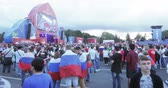 chorwacja : Festival of fans of FIFA on the Sparrow Hills