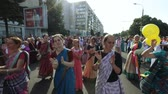 hinduismus : Ratha Yatra in city of Dnepr
