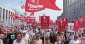 толпа : Agreed meeting against raising