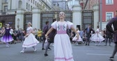 торжества : Ballet performance at the celebration