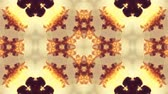 4K Arabesque. Mandala. Ancient geometry. Magical circles. Explosion. Sunrise. Kaleidoscope. Optical illusions.