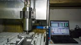 lakatosmunka : Lathe With Numerical Control Processing At Workshop