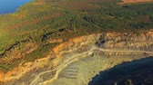 AERIAL VIEW. Simferopol Crushed Stone Career