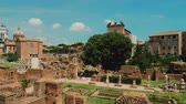 most : Famous Roman Forum. One of the most famous and popular tourist destination in Rome and Italy