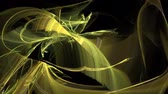 融合 : Abstract fractal forms morph and oscillate (Loop)