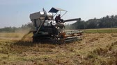 makinesi : Rice harvest machine