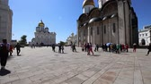 renesans : Inside of Moscow Kremlin, Russia (day)