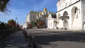 eclecticism : Inside of Moscow Kremlin, Russia (day)