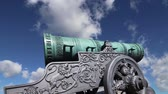 car : Cannon against the sky, Moscow Kremlin, Russia, Moscow, Russia - is a large, 5.94 meters (19.5 ft)