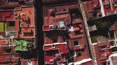 canárias : Top view on houses in San Cristobal De La Laguna, Tenerife, Canary Islands, Spain