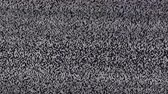 шипение : Television static noise and a black screen at the time of channel switching, black, white