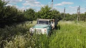 rez : Abandoned Old Rusty Soviet Truck Car Chernobyl