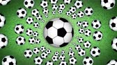Soccer Ball Animation, Rendering, Background, Loop, Dostupné videozáznamy