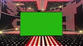 błąd : System crash Text Animation and Green Screen Monitor, Rendering, Background, Loop Wideo