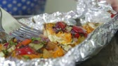 recipe : Baked Fish In Foil