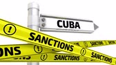 ограничение : Sanctions against Cuba