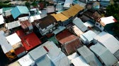 혼돈 : Pokfulam village as viewed from a quadcopter, Hong Kong