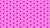 patterned : Geometric ornamental animation. Abstract background for motion design, mapping, VJ show.