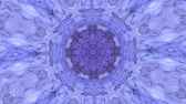 созерцательный : Abstract motion graphics background. Hypnotic mandala for meditation. Kaleidoscope stage visual effect for concert, music video, show, exhibition, LED screens and projection mapping.