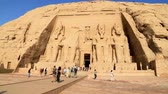 egypťan : The temple of Abu Simbel in Egypt Dostupné videozáznamy