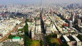 centro da cidade : Aerial View Of Houjin River , kaohsiung City At Taiwan