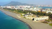 mediterranean sea : Aerial View Of The Beach In Qijin Kaohsiung - Taiwan