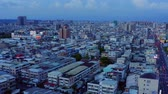 classic architecture : Kaohsiung, Taiwan -- June 6, 2019: Aerial View Of kaohsiung city