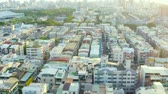 aerial View Of The Kaohsiung City - Taiwan