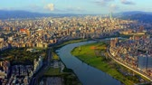 수송 : Aerial View Of Taipei Taiwan