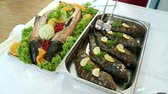 dines : Fish buffet