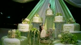 afters : Wedding Cake with nice decoration