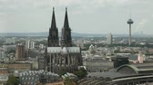 colônia : Cologne Panoramic View Vídeos