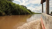 navigation : Shipping On Amazon River, Southamerica. Peru