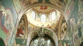 fresk : Grecian Church footage