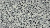 rámec : Gravel of large fractions. Crushed stone, building aggregate, stone structure. Pile of building material