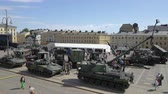 nato : ESPOO, FINLAND - JUNE 04, 2018: Show modern weapons of The Finnish Defence Forces in honour of the 100th anniversary on the Senate square In Helsinki