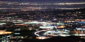 Denver Metro Area Timelapse at Night. Panoramic Timelapse Footage. Denver, Colorado, United States. Dostupné videozáznamy
