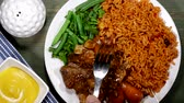 ebéd : Beef Casserole With Tomato Rice