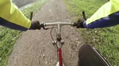 outdoor pursuit : Riding Mountain Bike, Personal Point of View