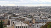 built structure : Panoramic View of Paris from Montmartre